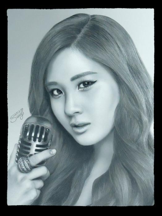 Seohyun by Sury